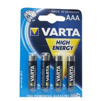 BATERIJAS AAA HIGH ENERGY/ x4gab.