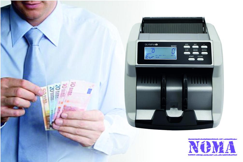 banknošu skaitītāja noma