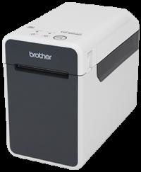 TD-2000 Brother принтер этикеток